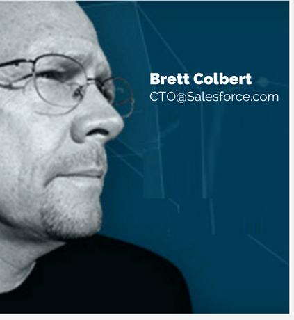 Brett Colbert CTO@Salesforce.com - CTOs At Work